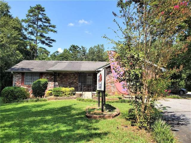945 S Hairston Road, Stone Mountain, GA 30088 (MLS #6939382) :: North Atlanta Home Team