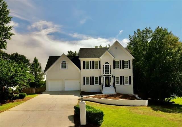 201 Thornwood Lane, Acworth, GA 30101 (MLS #6939384) :: Virtual Properties Realty