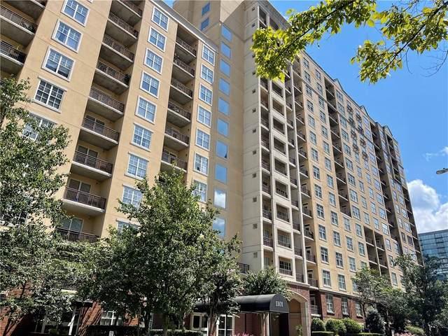 1101 Juniper Street NE #1027, Atlanta, GA 30309 (MLS #6939417) :: Maria Sims Group