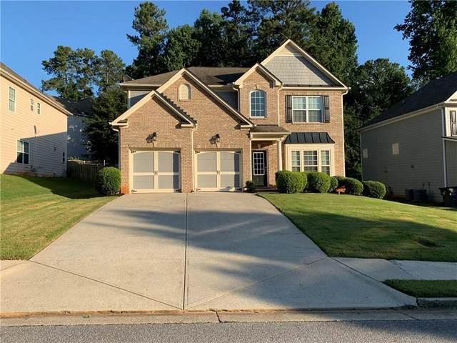 357 Collins Glen Court, Lawrenceville, GA 30043 (MLS #6939433) :: North Atlanta Home Team