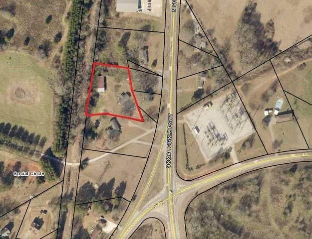 1511 N Cherokee Road, Social Circle, GA 30025 (MLS #6939491) :: The Kroupa Team | Berkshire Hathaway HomeServices Georgia Properties