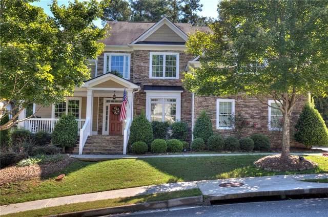 1850 Callaway Ridge Drive NW, Kennesaw, GA 30152 (MLS #6939499) :: North Atlanta Home Team