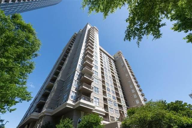 3334 Peachtree Road NE #810, Atlanta, GA 30326 (MLS #6939520) :: Tonda Booker Real Estate Sales