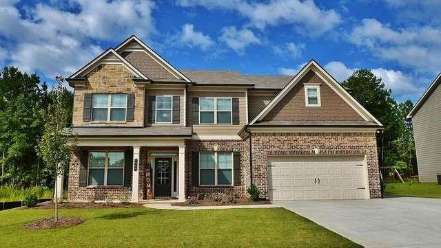 1252 Ruddy Duck Drive, Jefferson, GA 30549 (MLS #6939570) :: North Atlanta Home Team