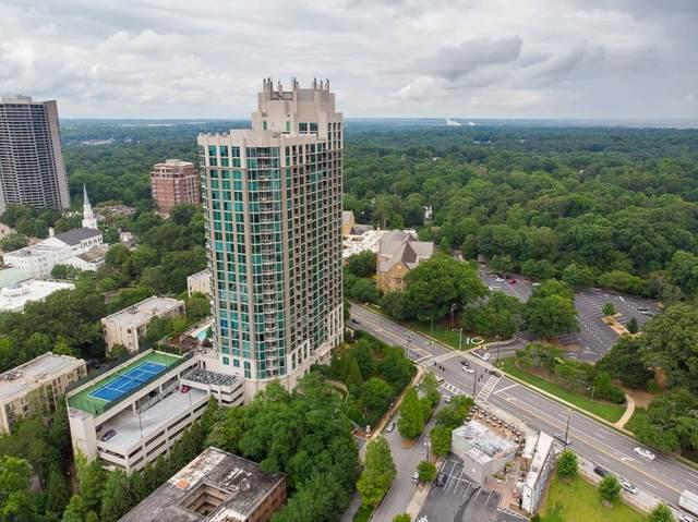 2795 Peachtree Road #801, Atlanta, GA 30305 (MLS #6939622) :: North Atlanta Home Team