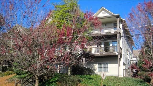 1055 Davis Circle R, Atlanta, GA 30318 (MLS #6939645) :: Kennesaw Life Real Estate