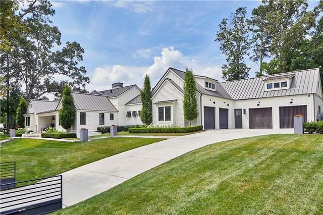 10470 Woodstock Road, Roswell, GA 30075 (MLS #6939650) :: RE/MAX Paramount Properties