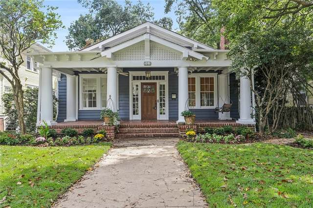 961 Adair Avenue NE, Atlanta, GA 30306 (MLS #6939664) :: Tonda Booker Real Estate Sales