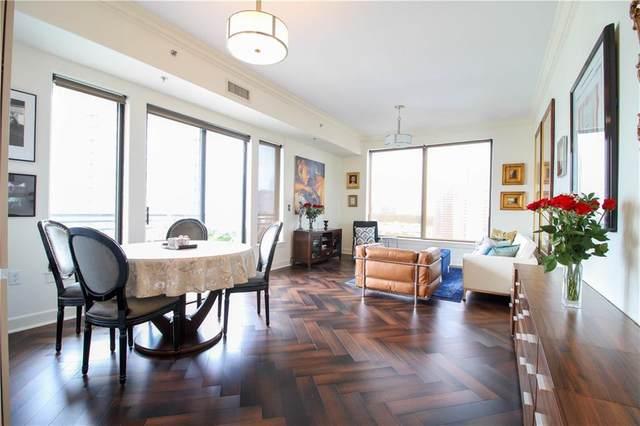 3445 Stratford Road NE #1808, Atlanta, GA 30326 (MLS #6939666) :: Atlanta Communities Real Estate Brokerage