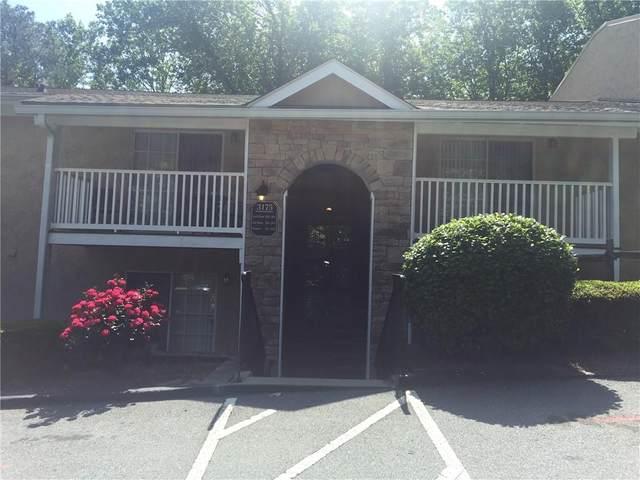 3175 Seven Pines Court #202, Atlanta, GA 30339 (MLS #6939667) :: Virtual Properties Realty