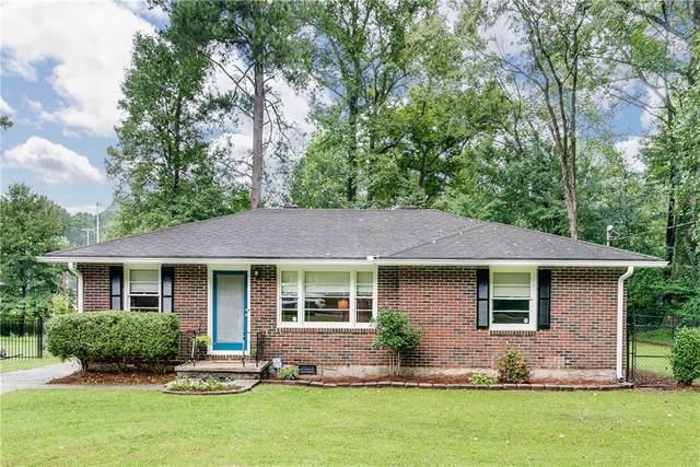 869 Scott Circle, Decatur, GA 30033 (MLS #6939698) :: Kennesaw Life Real Estate