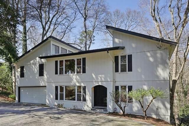 2710 Margaret Mitchell Drive NW, Atlanta, GA 30327 (MLS #6939716) :: North Atlanta Home Team