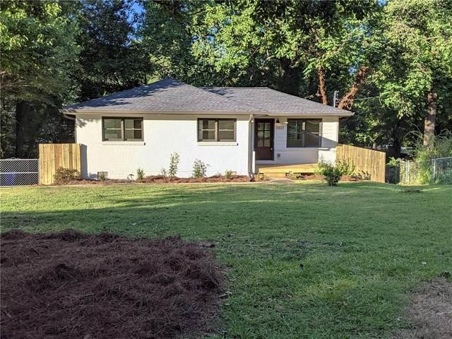 3403 Lambeth Circle, Atlanta, GA 30340 (MLS #6939727) :: The Hinsons - Mike Hinson & Harriet Hinson