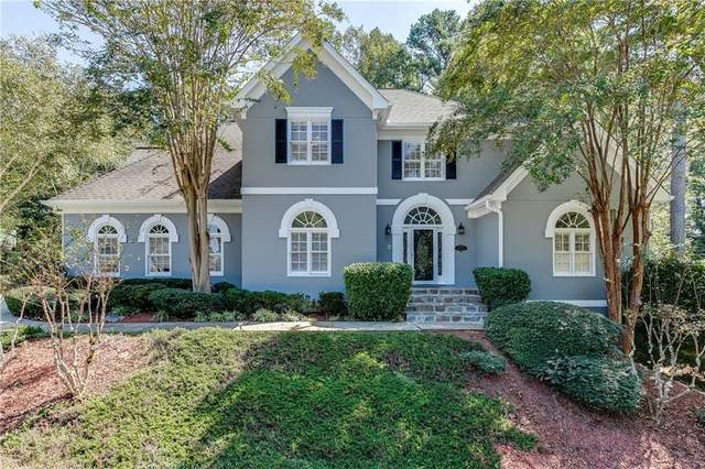 1610 Spring Arbor Court SW, Lilburn, GA 30047 (MLS #6939747) :: North Atlanta Home Team