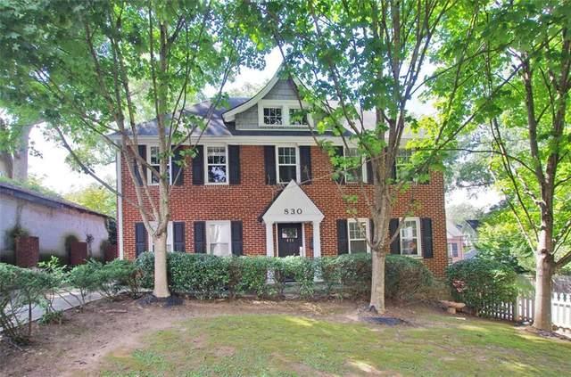 830 Barnett Street NE #2, Atlanta, GA 30306 (MLS #6939750) :: The Heyl Group at Keller Williams
