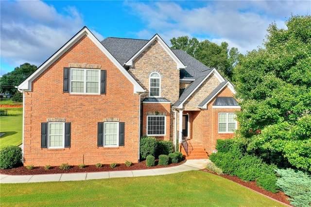 805 Kennedy Court, Loganville, GA 30052 (MLS #6939759) :: North Atlanta Home Team