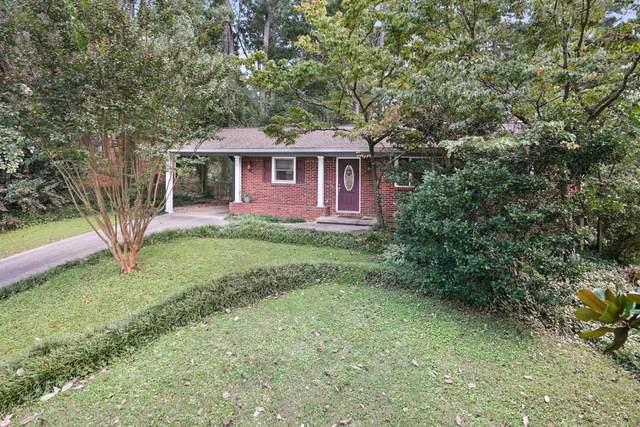 1073 Greenbriar Circle, Decatur, GA 30033 (MLS #6939765) :: North Atlanta Home Team