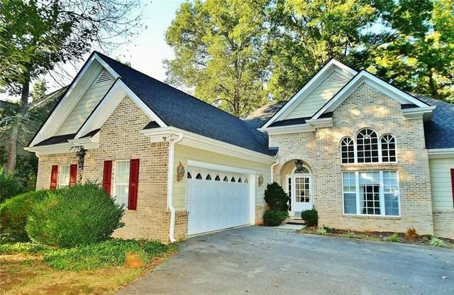 6334 Timber Creek Trail, Dahlonega, GA 30533 (MLS #6939794) :: North Atlanta Home Team