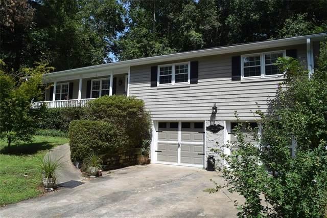 115 Creek Hollow Drive, Woodstock, GA 30188 (MLS #6939853) :: North Atlanta Home Team