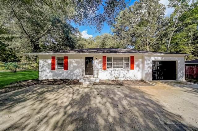 2111 Meadowbrook Lane SE, Marietta, GA 30067 (MLS #6939900) :: North Atlanta Home Team