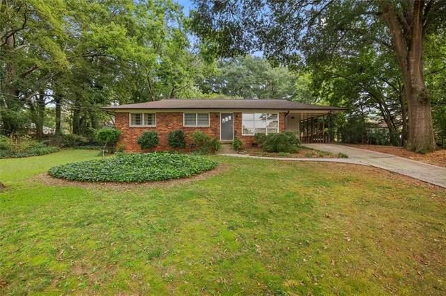 438 Afton Drive, Roswell, GA 30075 (MLS #6939932) :: North Atlanta Home Team