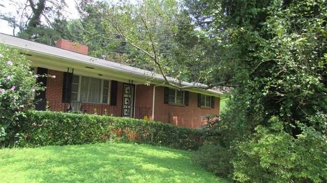 2831 Arrowood Drive, East Point, GA 30344 (MLS #6939947) :: North Atlanta Home Team