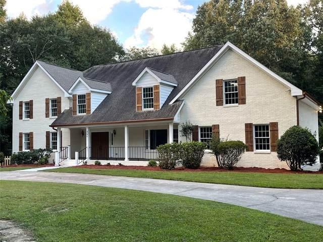 260 Camelot Drive, Fayetteville, GA 30214 (MLS #6939954) :: North Atlanta Home Team
