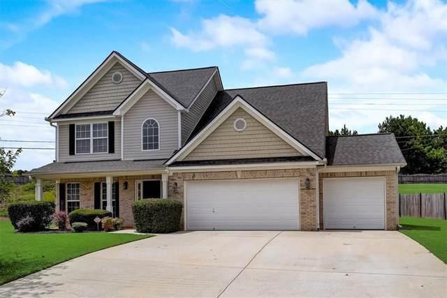3411 Rozena Way, Loganville, GA 30052 (MLS #6939956) :: Path & Post Real Estate