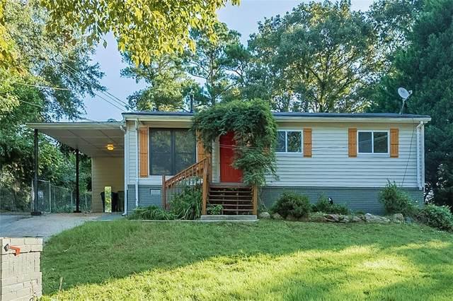 2339 Arno Court NW, Atlanta, GA 30318 (MLS #6939996) :: The Kroupa Team | Berkshire Hathaway HomeServices Georgia Properties
