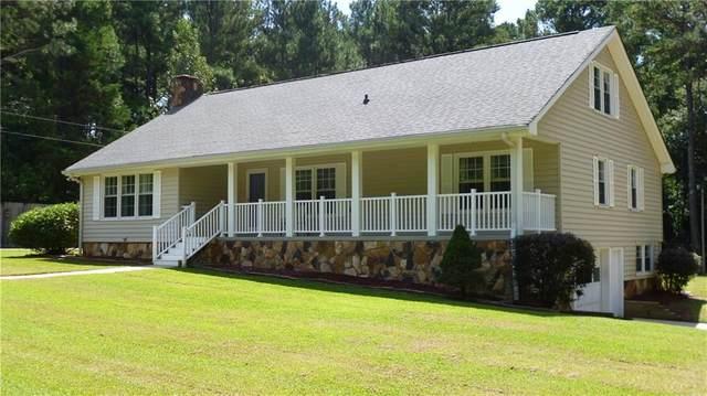 120 Shamrock Drive, Fayetteville, GA 30215 (MLS #6940014) :: North Atlanta Home Team