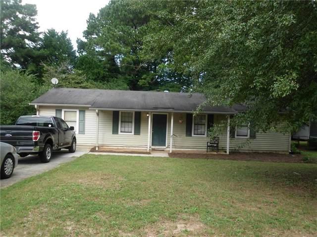 574 SE Lakeridge Circle SE, Conyers, GA 30094 (MLS #6940053) :: North Atlanta Home Team