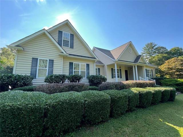115 Fitts Court, Blue Ridge, GA 30513 (MLS #6940106) :: North Atlanta Home Team