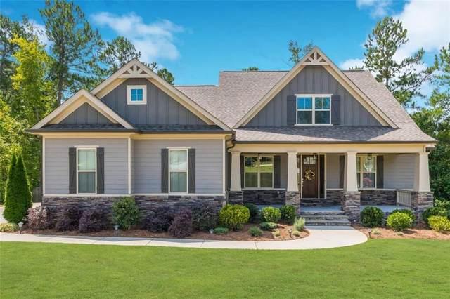 120 Crescent Creek Drive, Fayetteville, GA 30215 (MLS #6940116) :: North Atlanta Home Team
