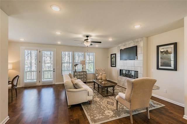 2695 Cedar Pine Way #111, Doraville, GA 30360 (MLS #6940129) :: The Kroupa Team | Berkshire Hathaway HomeServices Georgia Properties
