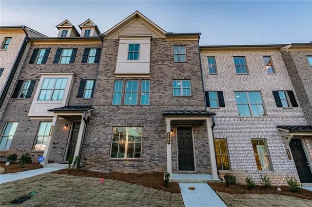 2592 Red Alder Alley #67, Doraville, GA 30360 (MLS #6940140) :: The Kroupa Team | Berkshire Hathaway HomeServices Georgia Properties