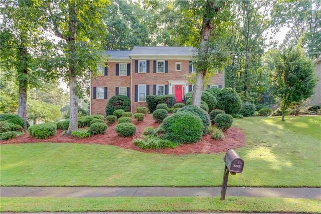 4440 E Brandon Drive NE, Marietta, GA 30066 (MLS #6940177) :: North Atlanta Home Team