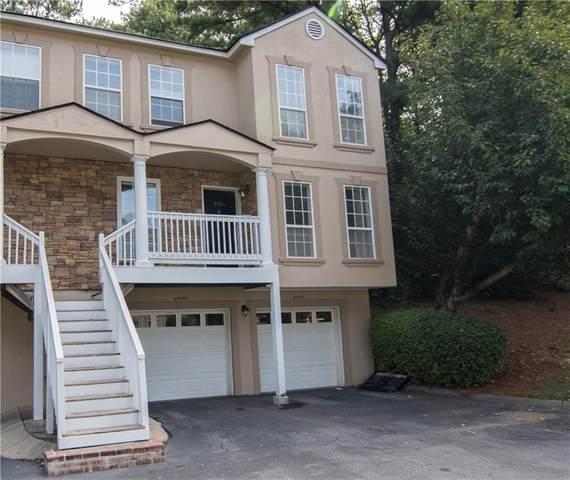 1104 Masons Creek Circle #1104, Sandy Springs, GA 30350 (MLS #6940244) :: North Atlanta Home Team