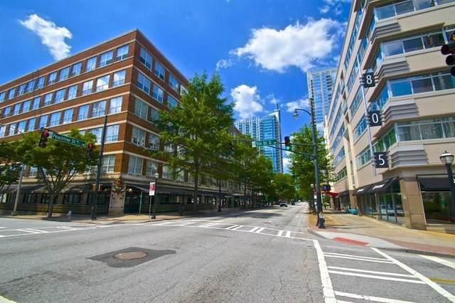 800 Peachtree Street NE #8231, Atlanta, GA 30308 (MLS #6940252) :: Todd Lemoine Team