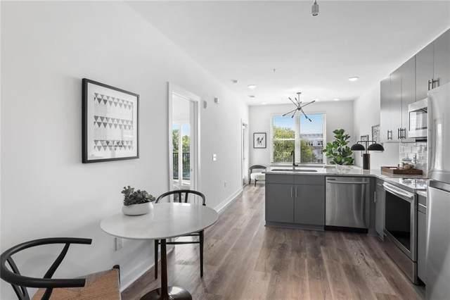 525 Parkway Drive NE #406, Atlanta, GA 30308 (MLS #6940272) :: Tonda Booker Real Estate Sales