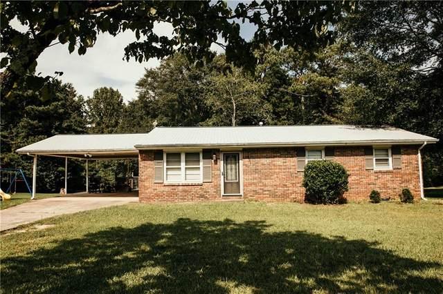 6246 Central Church Road, Douglasville, GA 30135 (MLS #6940294) :: North Atlanta Home Team