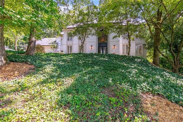 5815 Heards Forest Drive, Sandy Springs, GA 30328 (MLS #6940303) :: Atlanta Communities Real Estate Brokerage