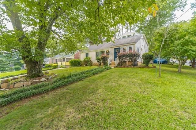 207 Brower Street, Decatur, GA 30030 (MLS #6940307) :: North Atlanta Home Team