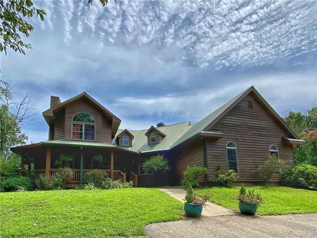 725 Amys Creek Road, Clarkesville, GA 30523 (MLS #6940308) :: Path & Post Real Estate