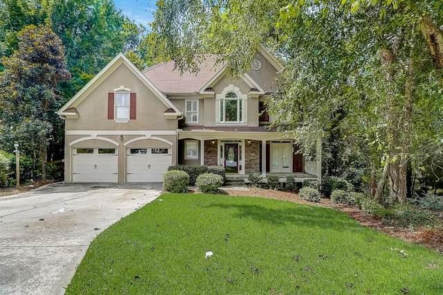 605 Glen Oaks Drive, Woodstock, GA 30189 (MLS #6940364) :: North Atlanta Home Team