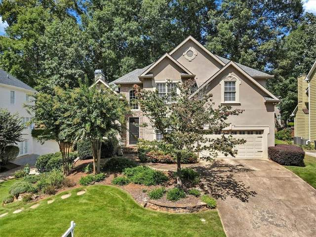 705 Windwalk Drive, Roswell, GA 30076 (MLS #6940402) :: North Atlanta Home Team