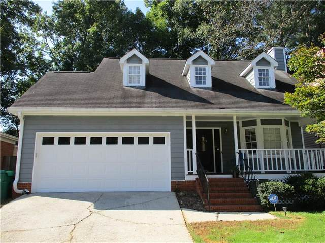 4003 Berry Hill Trail, Stone Mountain, GA 30083 (MLS #6940428) :: North Atlanta Home Team