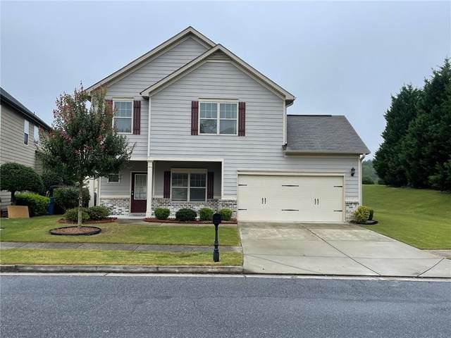 1209 Avington Glen Drive, Lawrenceville, GA 30045 (MLS #6940458) :: North Atlanta Home Team