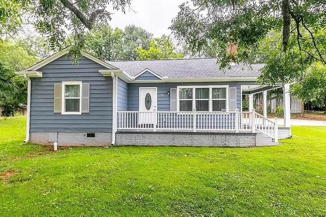 806 N Clayton Street, Lawrenceville, GA 30046 (MLS #6940481) :: North Atlanta Home Team