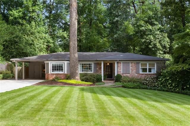 464 Carolwood Lane, Atlanta, GA 30342 (MLS #6940482) :: North Atlanta Home Team