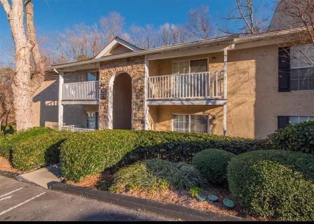 3175 Seven Pines Court #204, Atlanta, GA 30339 (MLS #6940485) :: The Hinsons - Mike Hinson & Harriet Hinson